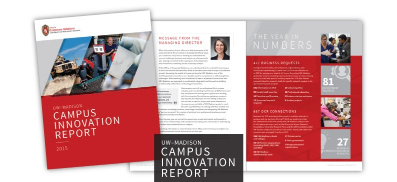 Image of Innovation Report - Links to full report