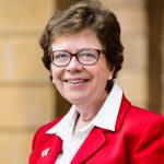 portraite of Chancellor REbecca Blank