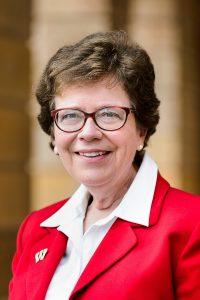 POrtrait of Chancellor Rebecca Blank